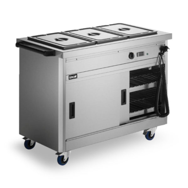 Hot Cupboard with Bain Marie